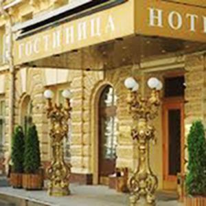 Гостиницы Калмыково