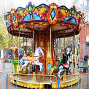 Парки культуры и отдыха Калмыково