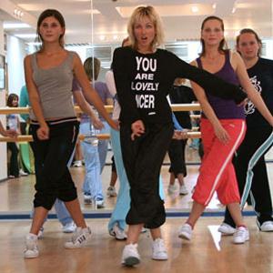 Школы танцев Калмыково